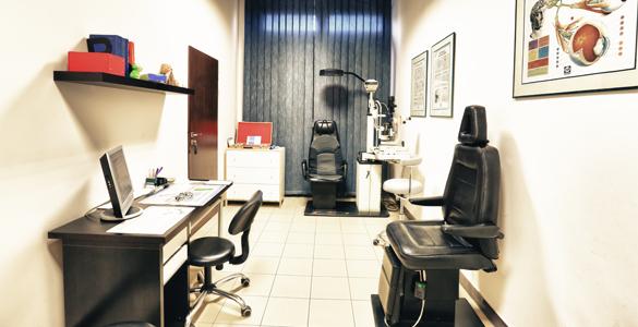 Badania okulistyczne i optometryczne